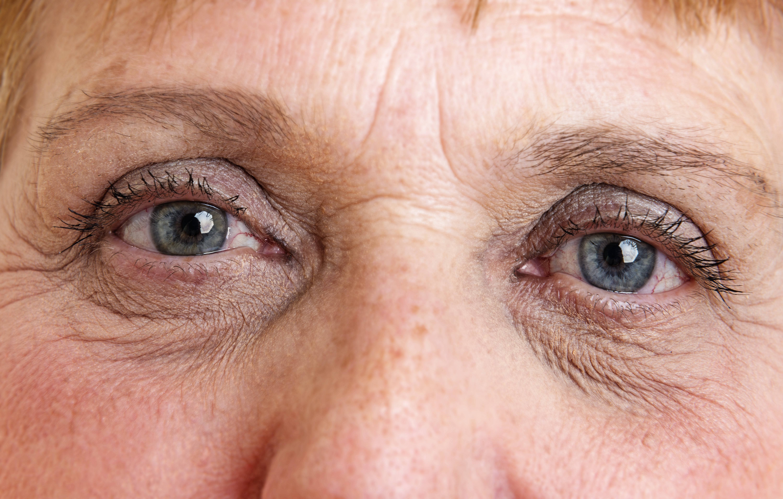 Старые глаза фото