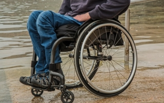 Getting Disability Benefits when hurt at work