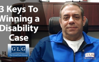 Keys to Winning a Disability Case